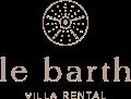 Le Barth Villa Rental
